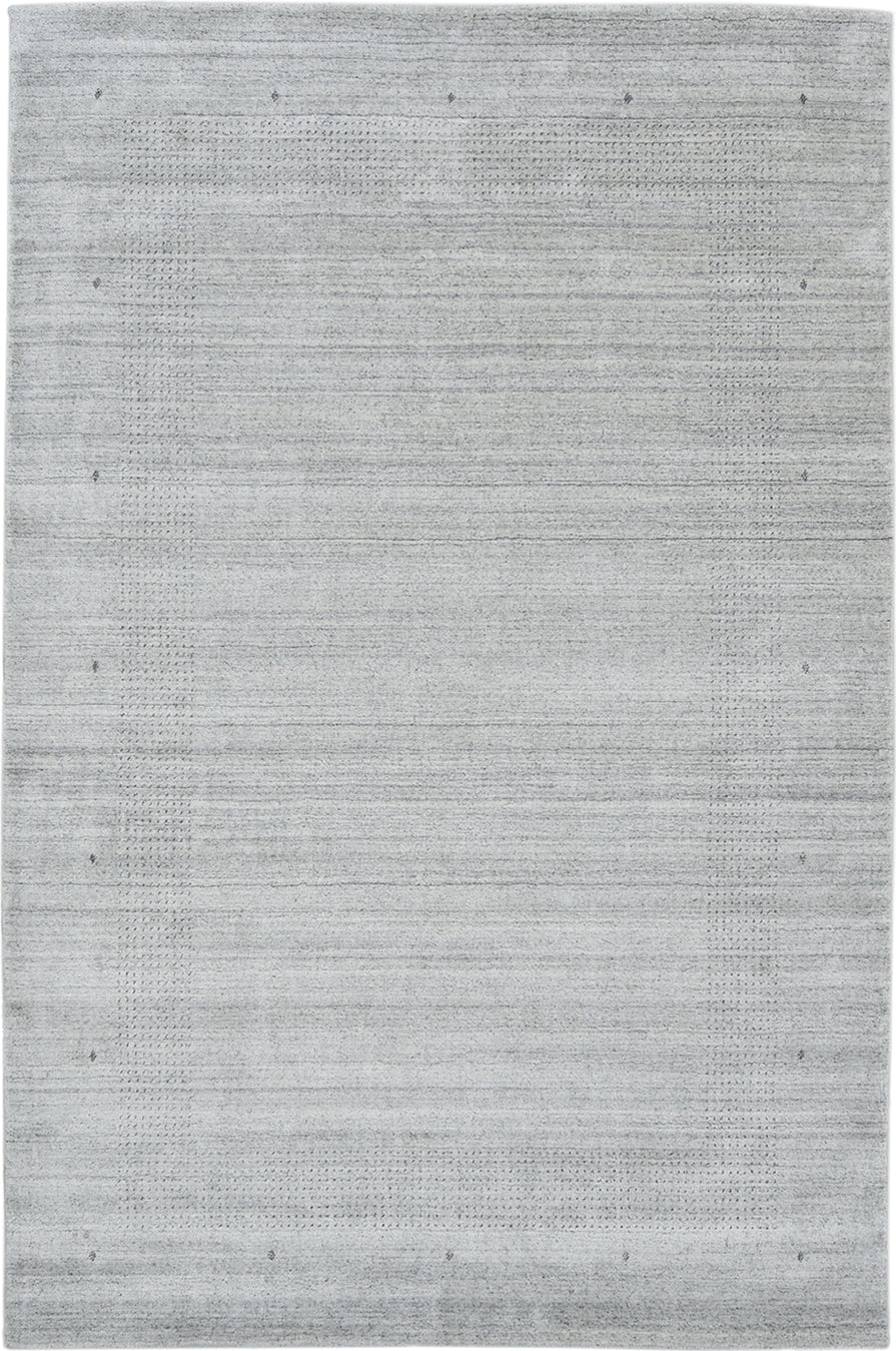 Solo Rugs Gabbeh M8081-75 Gray Area Rug main image