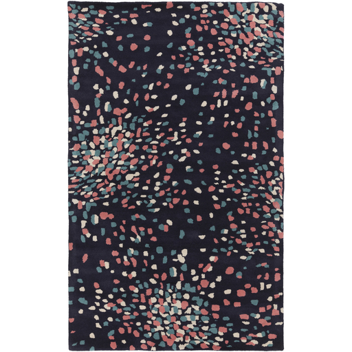 Surya Splatter Bloom SPB-804 Area Rug by Country Living