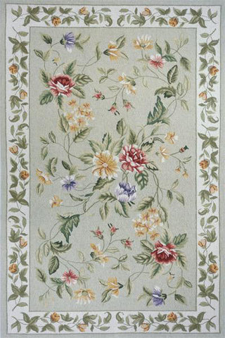 Momeni Spencer SP-16 Sage Area Rug main image