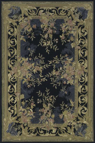 Momeni Spencer SP-20 Blue Area Rug main image