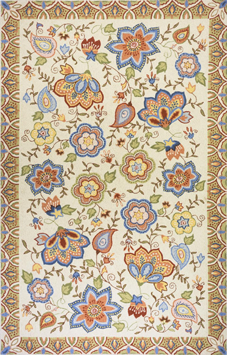 Momeni Spencer SP-22 Beige Area Rug main image