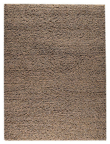 MAT Feel Square Brown Area Rug main image