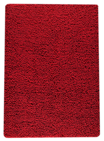 MAT Feel Square Red Area Rug main image