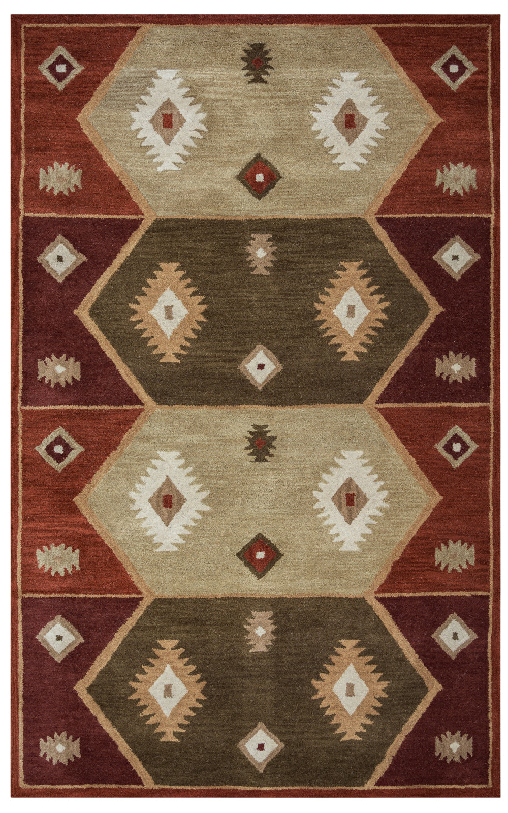 Rizzy Southwest SU1937 Multi Area Rug main image