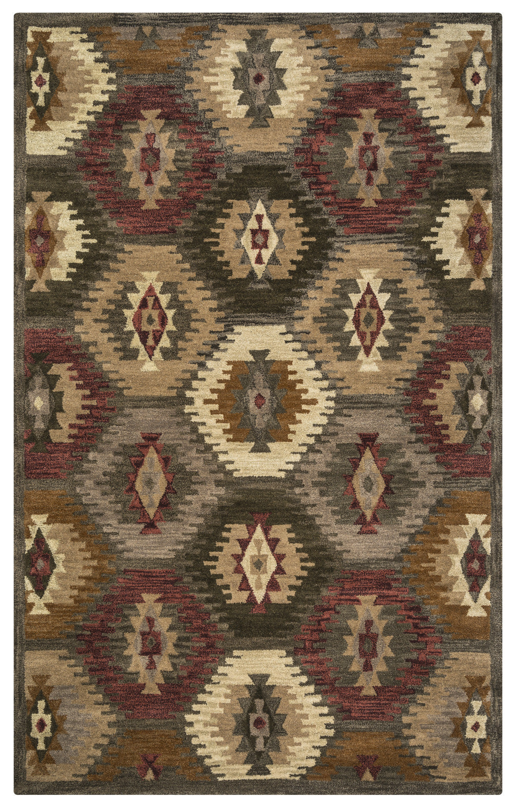 Rizzy Southwest SU8152 Multi Area Rug