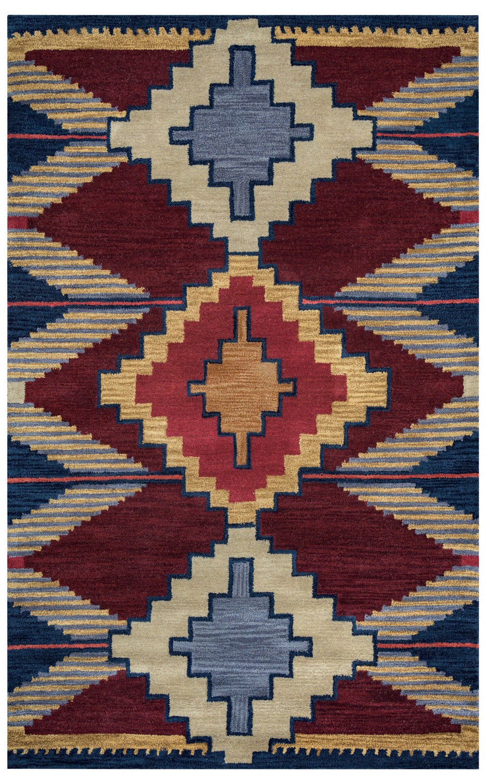 Rizzy Southwest SU9010 Multi Area Rug main image