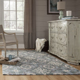 Momeni Summit SUM13 Grey Area Rug Runner