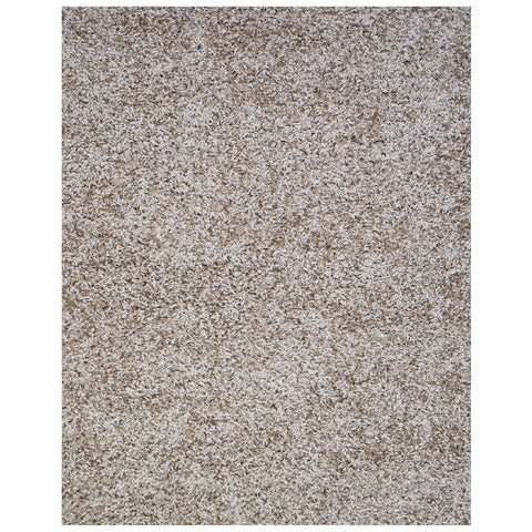 Mayberry Super Shag SUPS1381-Cloud Beige Area Rug