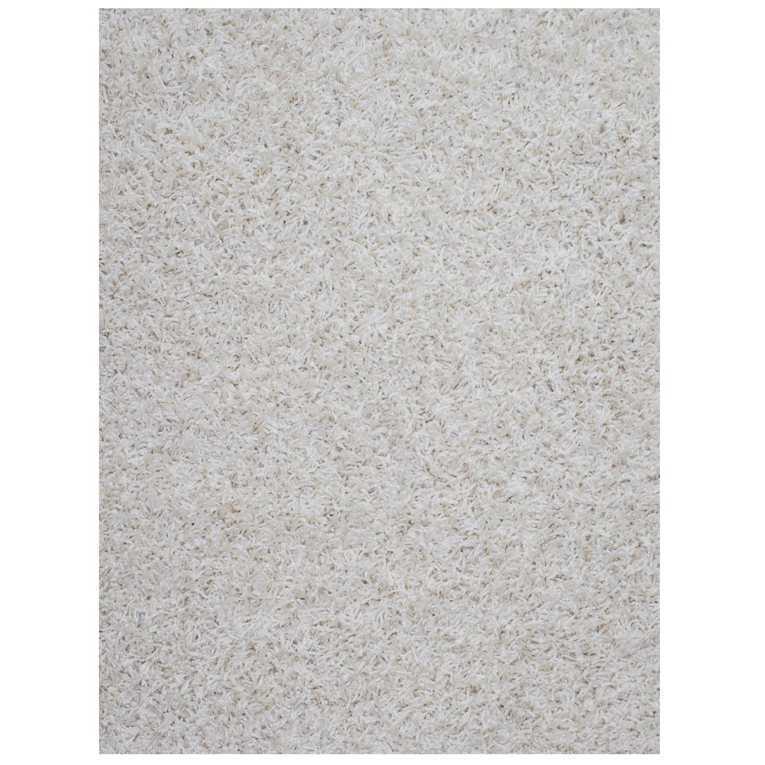 Mayberry Super Shag SUPS1382-Cloud Cream Area Rug