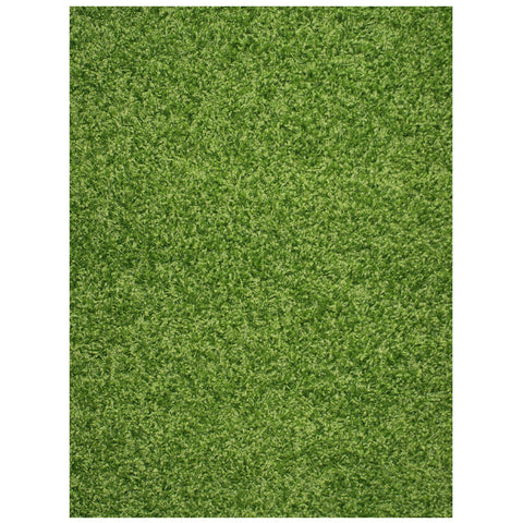 Mayberry Super Shag SUPS1385-Cloud Citrus Green Area Rug