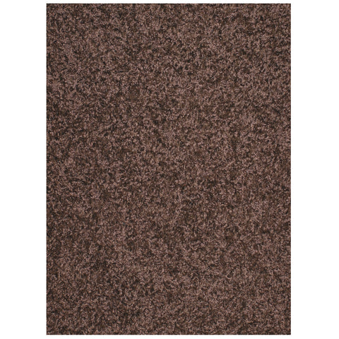 Mayberry Super Shag SUPS1388-Cloud Chocolate Area Rug