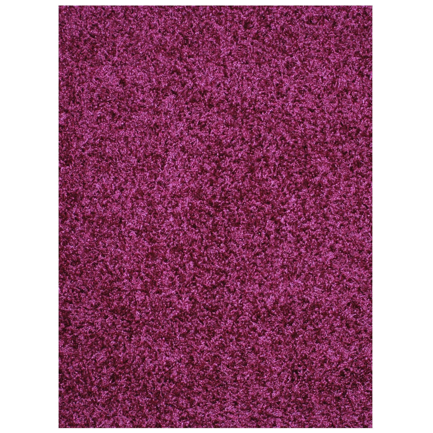 Mayberry Super Shag SUPS1389-Cloud Grape Area Rug