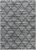 Artistic Weavers Sutton Madeline Onyx Black/Charcoal Area Rug main image