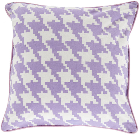 Surya Houndstooth Hues of SY-036 Pillow main image