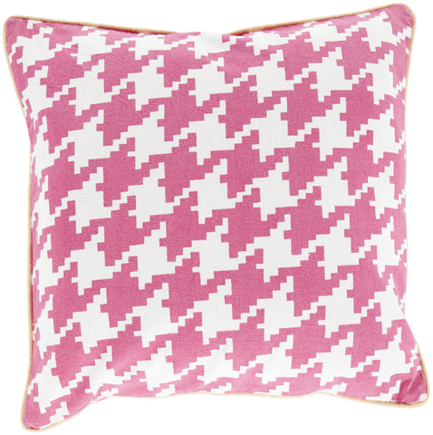 Surya Houndstooth Hues of SY-037 Pillow main image