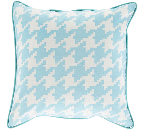 Surya Houndstooth Hues of SY-038 Pillow main image