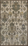 KAS Syriana 6022 Beige Tapestry Hand Tufted Area Rug
