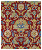 Kaleen Taj TAJ02-25 Red Area Rug main image