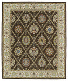 Kaleen Taj TAJ03-40 Chocolate Area Rug