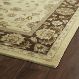 Kaleen Taj TAJ08-05 Gold Hand Tufted Area Rug