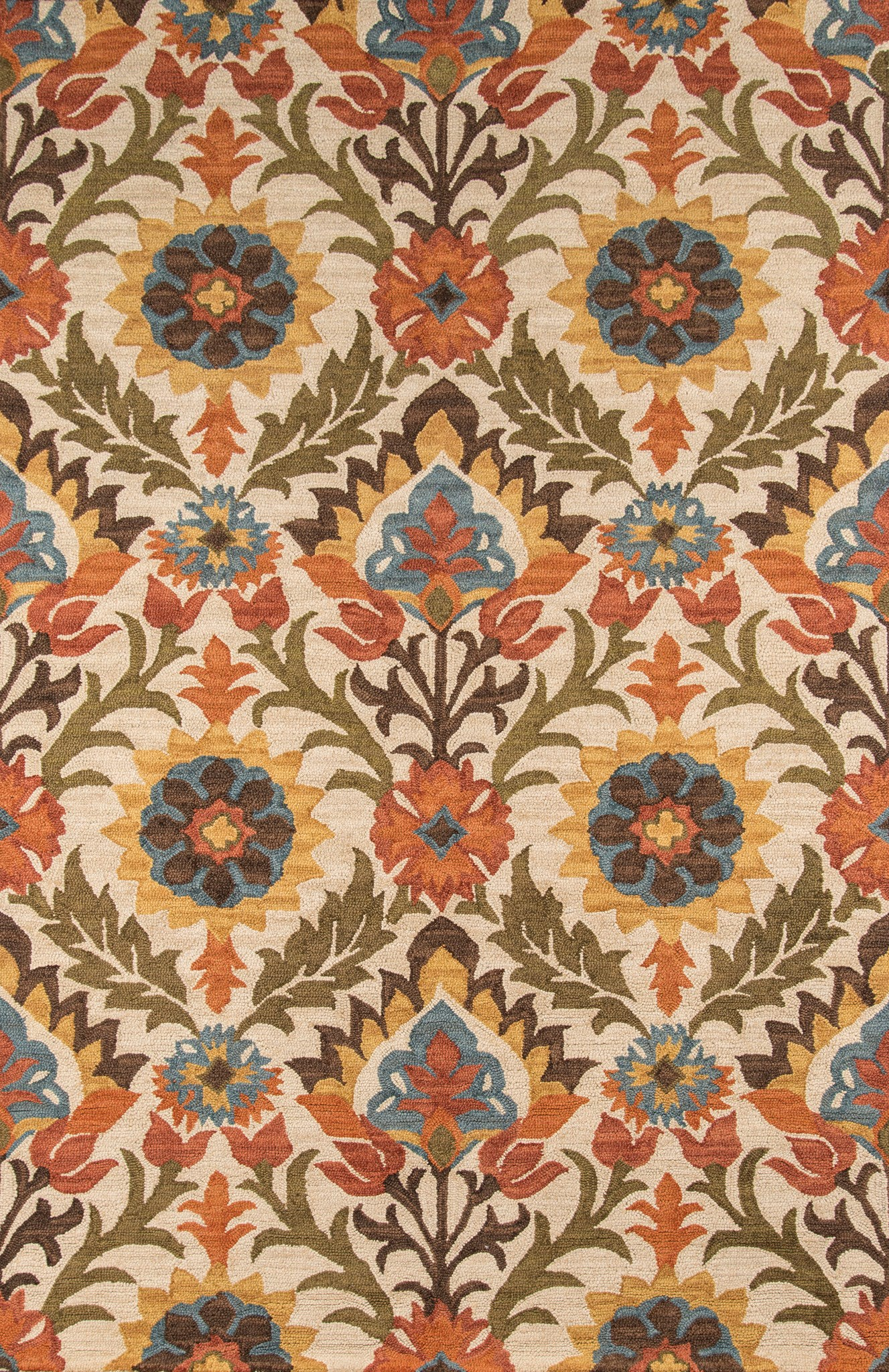 Momeni Tangier TAN-9 Gold Area Rug main image