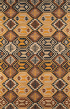 Momeni Tangier TAN18 Black Area Rug main image