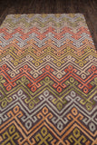 Momeni Tangier TAN20 Multi Area Rug Close Up