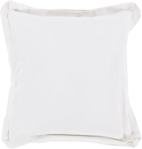 Surya Triple Flange Simple Sophistication TF-005 Pillow