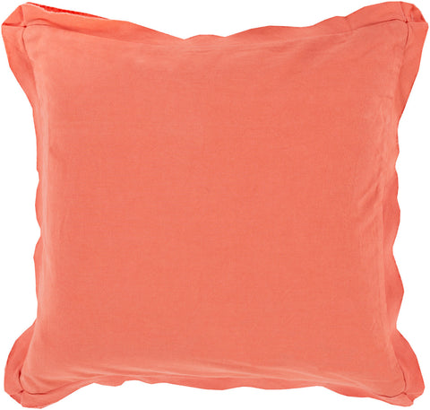 Surya Triple Flange Simple Sophistication TF-010 Pillow