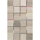 Surya Theory THY-5003 Light Gray Area Rug