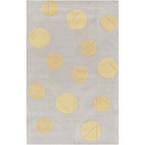 Surya Theory THY-5013 Light Gray Area Rug