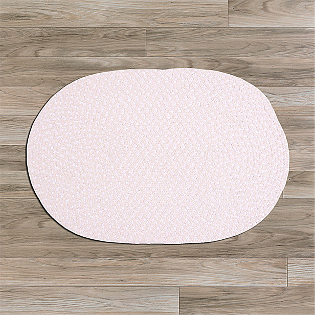 Colonial Mills Confetti TI78 Blush Pink Area Rug main image