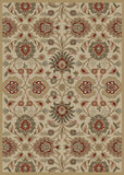 Mayberry Timeless TL3572-Viola Beige Area Rug