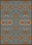 Mayberry Timeless TL3576-Viola Blue Area Rug
