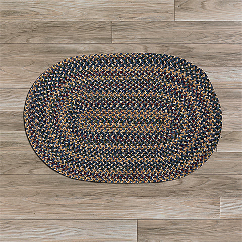 Colonial Mills Twilight TL50 Federal Blue Area Rug main image