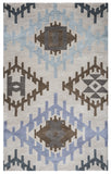 Rizzy Tumble Weed Loft TL9152 Light Gray Area Rug