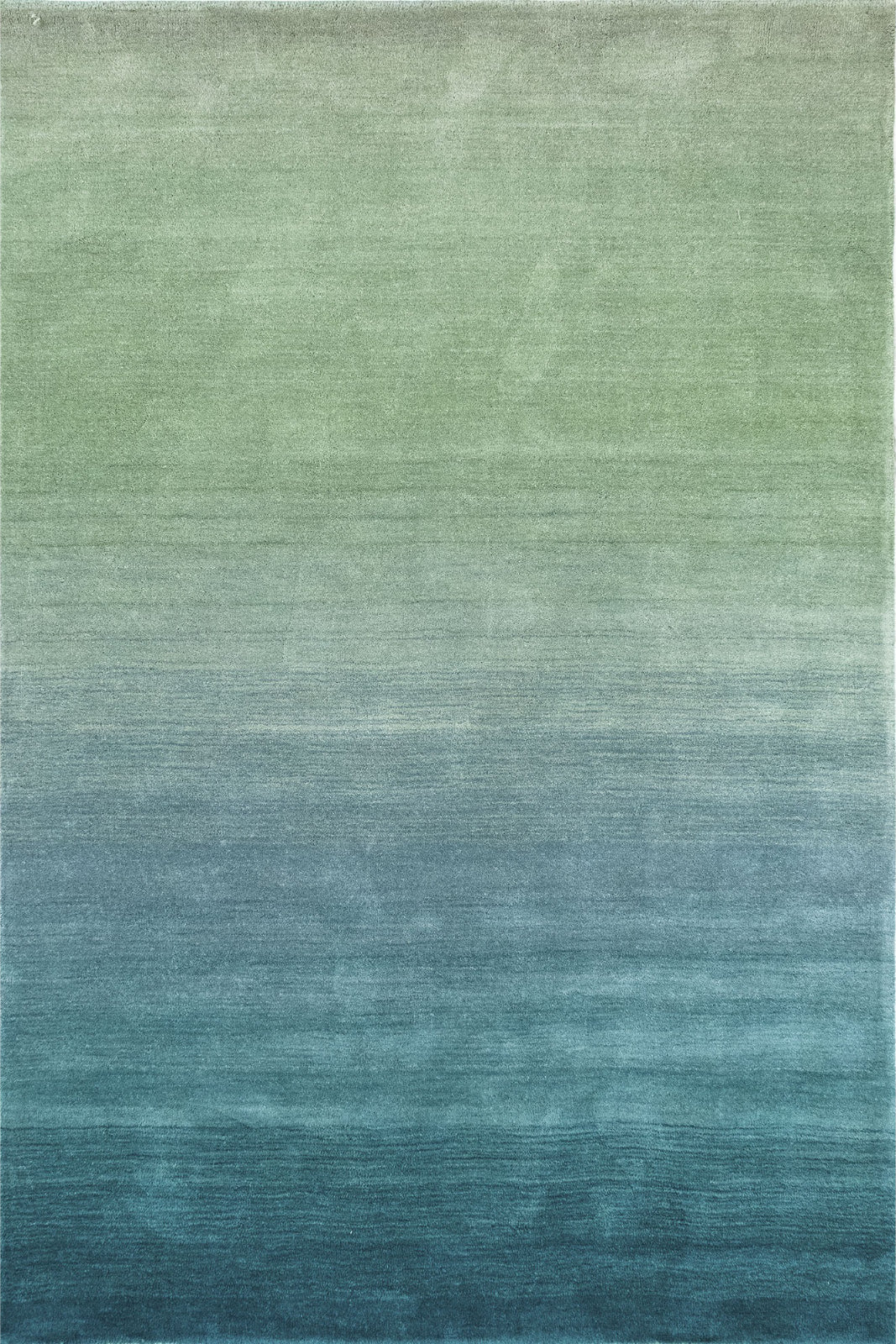 Trans Ocean ARCA Ombre Aqua Area Rug by Liora Manne main image