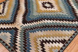Trans Ocean Marina Anatolia Cool Area Rug Mirror by Liora Manne