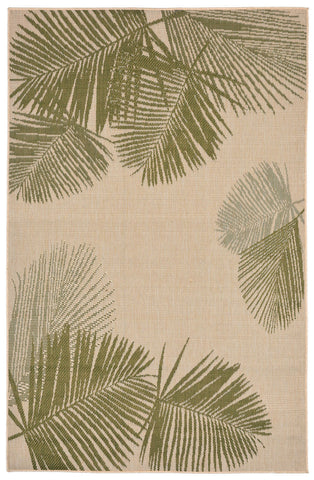 Trans Ocean Terrace Palm Natural Area Rug main image