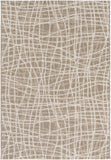Surya Terrace TRC-1006 Camel Area Rug by Candice Olson
