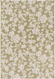 Surya Terrace TRC-1020 Olive Area Rug by Candice Olson