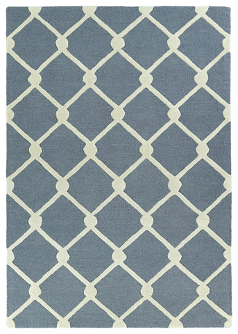 Kaleen Trends TRN01-75 Grey Area Rug main image