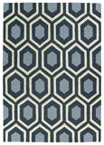 Kaleen Trends TRN03-38 Charcoal Area Rug main image