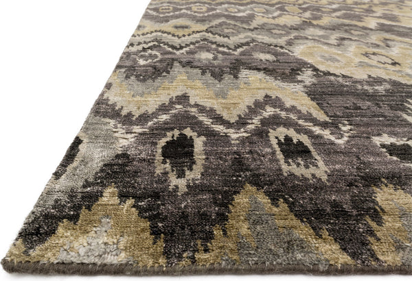 Loloi Transcend Td 01 Charcoal Peridot Area Rug Incredible Rugs And Decor