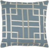 Surya Tate TTE002 Pillow by GlucksteinHome