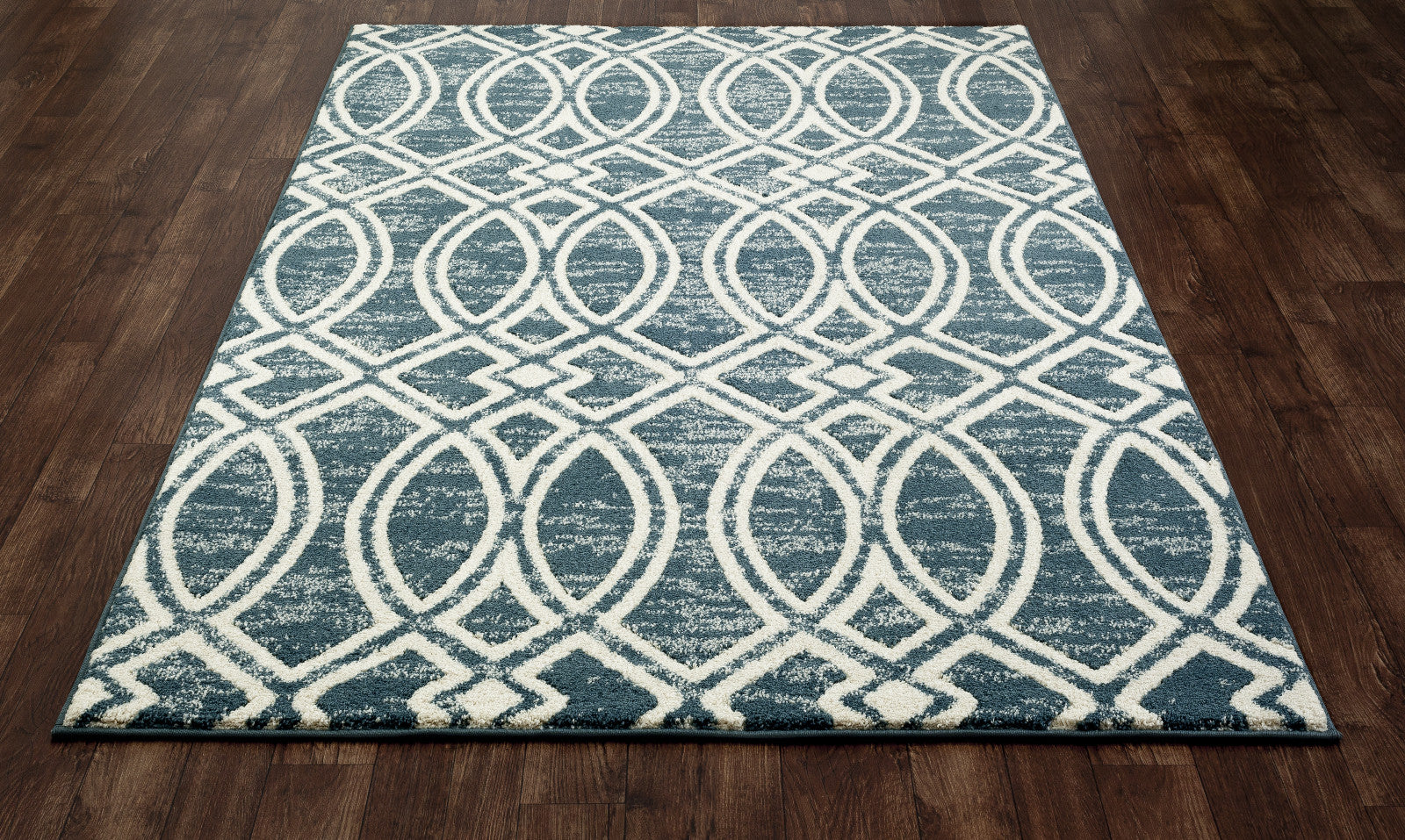 Art Carpet Highline TW-00-013 Aqua Area Rug