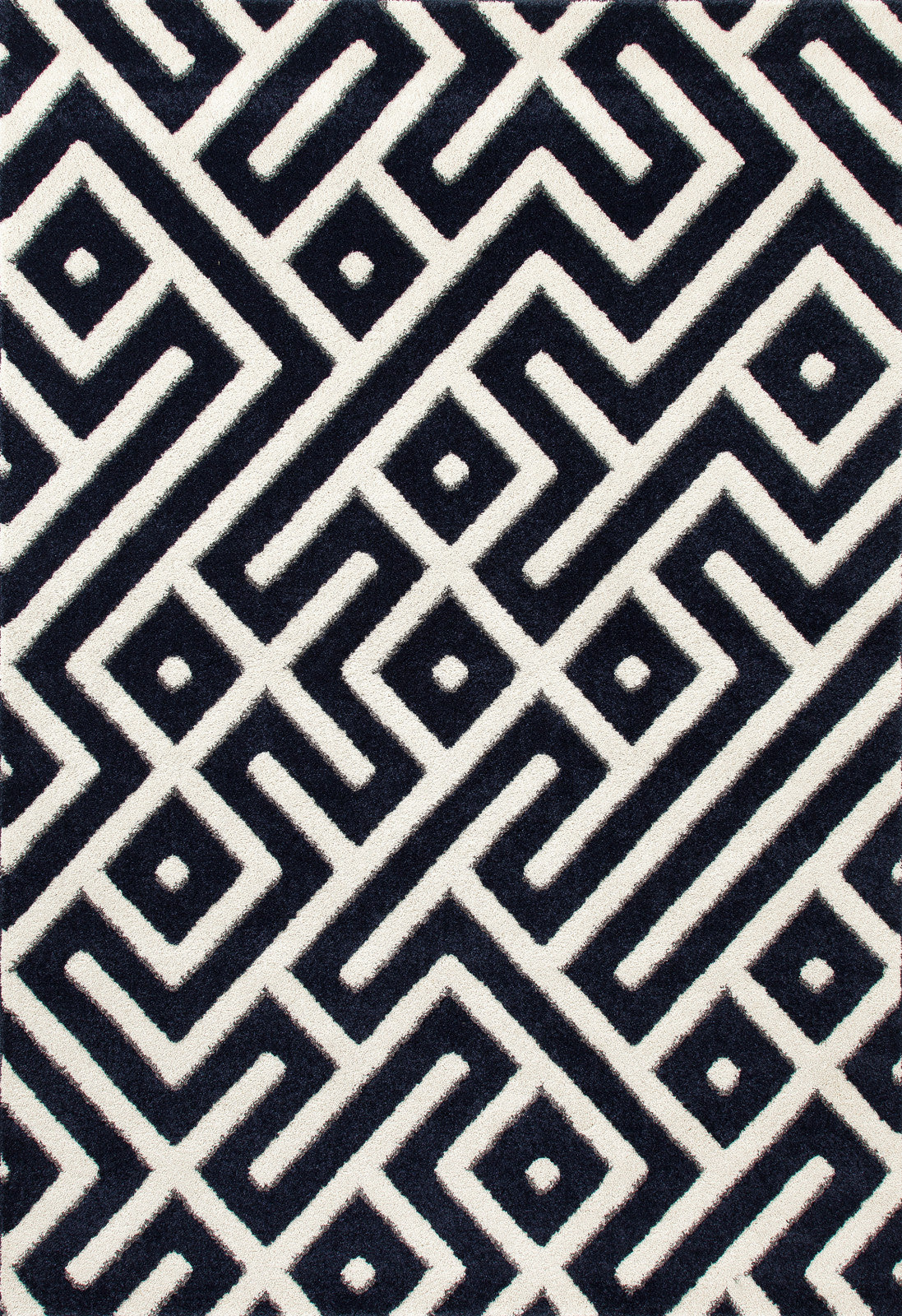 Art Carpet Highline TW-00-02 Navy Area Rug main image