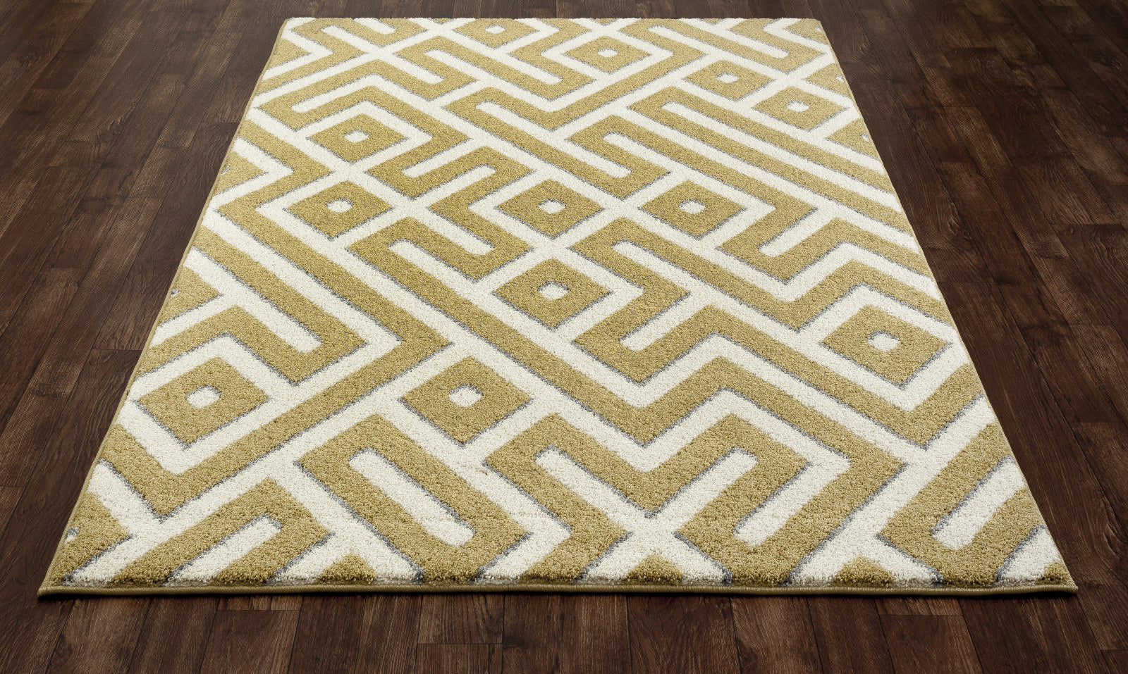 Art Carpet Highline TW-00-03 Yellow Area Rug