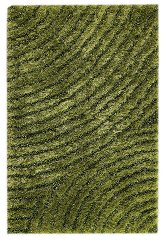 MAT Roca Tweed Green Area Rug main image