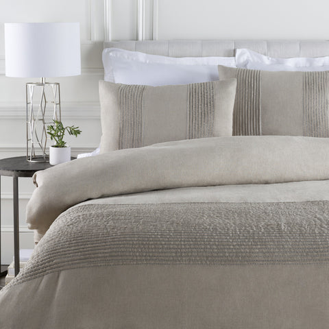 Surya Upton UPT-8000 Neutral Bedding